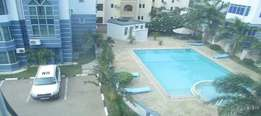 2 bedroom fully furnished apartment in nyali with swimming pool