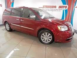 2015 chrysler grand voyager 2.8 limited the ideal family explorer