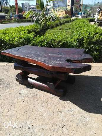 Natural coffee table. Self made Upper Parklands - image 1
