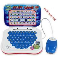 Mini Children Educational Learning Computer Toy With Mouse