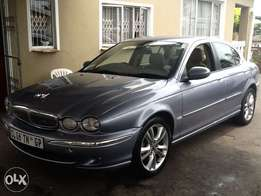 R 69900 for a 2007 jaguar x type 20 auto with full service history