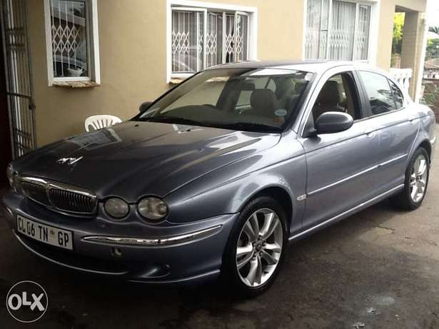 R 69900 for a 2007 jaguar x type 20 auto with full service history Merebank - image 1