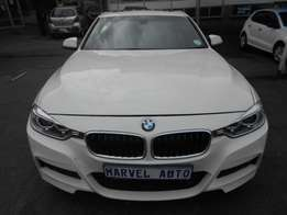2014 Auto Bmw 3 Series 330d M Sport F30 For R275000