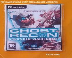 Ghost Recon pc game