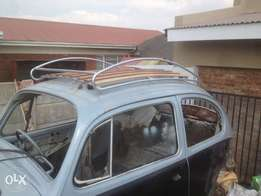 Beetle roof rack