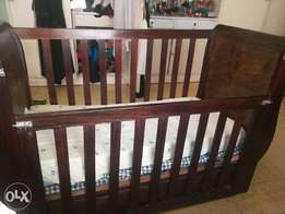 Babycot with Mattress