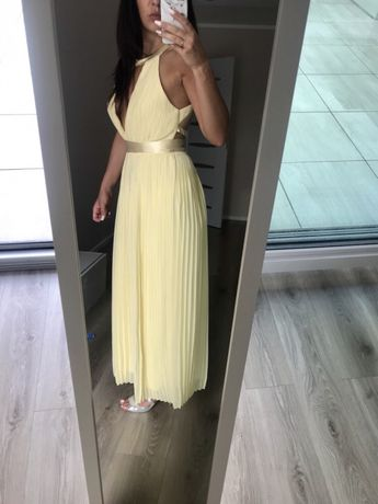 89cb0d117a Asos nowa sukienka 36 długa maxi suknia wesele lou Tomaszów Lubelski -  image 2