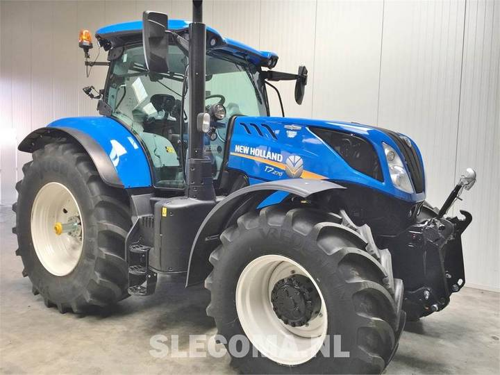 New Holland T7.270AC - 2019
