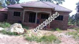 4 bedroom shell house for sale in Namugongo-Misindye at 50m