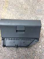 vw polo 9N 05 front glove compartment