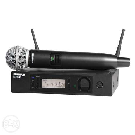 Shure Wireless and wired microphones Lagos - image 5