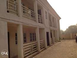 A nice two bedroom in kuje.(please leave a message)