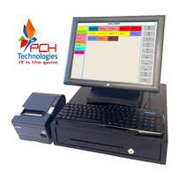 J2 630 Touch Screen Hospitality POS Systems Refurbished