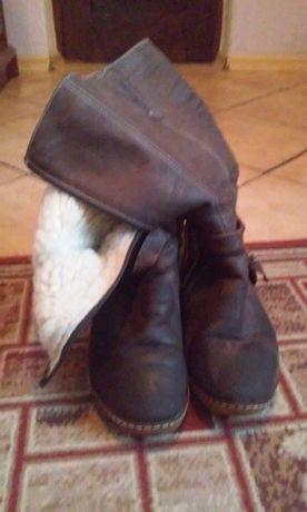 Італйські зимові жіночі чоботи . Матеріал ( набук ) Кременець - зображення 1 c6c37f9d004f1