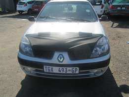 2006 Renault Clio 1.6 with 92 000km