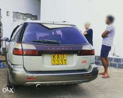 Asian owned Subaru Outback Fully Loaded in Diani