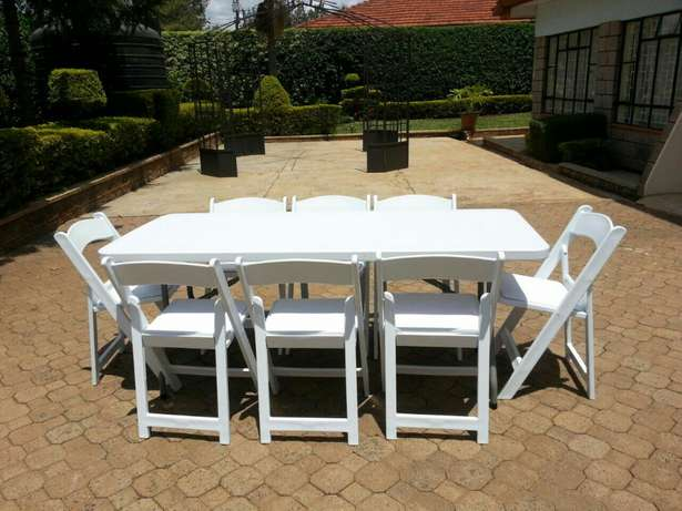Foldable chairs Garden - image 2