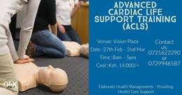Advanced Cardiac Life Support training at ONLY 14000 KSHS