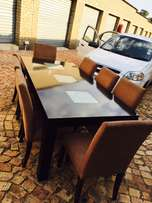 Large Pristine 8 seaters dining table