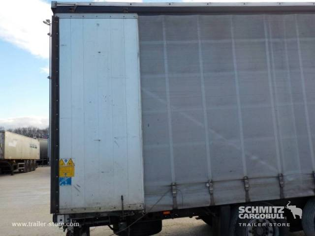 Schmitz Cargobull Tolóponyva Mega - 2007 - image 7
