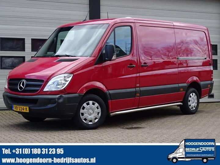 Mercedes-Benz Sprinter 313 CDI Automaat - Airco - L2H1 366 - 2013
