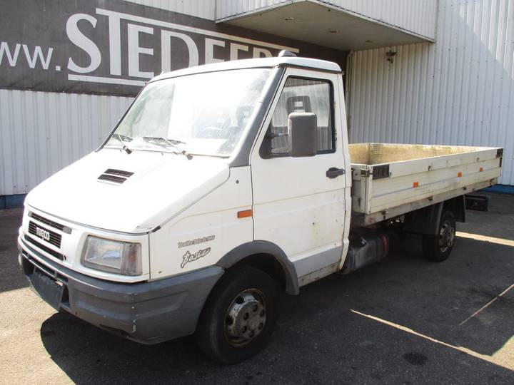 Iveco Daily 30 -8 , German Truck Daily 30-8 - 1996