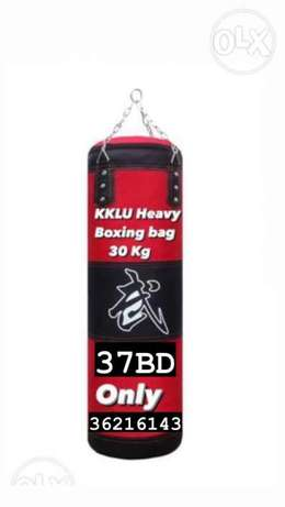 Stock clearens New arrival KKLU Heavy Boxing Hanging Punching Bag 30kg
