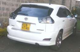 Toyota Harrier 2400cc very clean