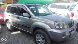 nissan xtrail 2005 kbs manual 4wd super clean buy and drive