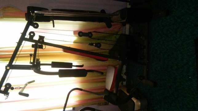 Trojan Home gym and Electro Vibe vibrating machine for R3000 Algoa Park - image 2
