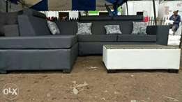 **New Aesthetics Modern Design L sofas*free Delivery**offer!