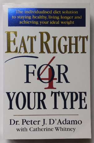 Eat Right 4 Your Type Cape Town - image 1