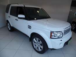 2014 Land Rover Discovery 4 5.0 V8 HSE