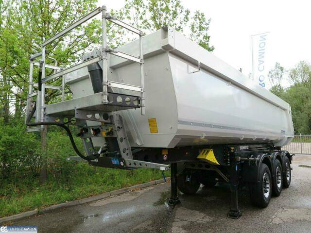 Schmitz Cargobull SKI 24 SL 7.2 MIT PLANE 25m3 - 2018