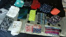 Beautiful scarfes assorted new