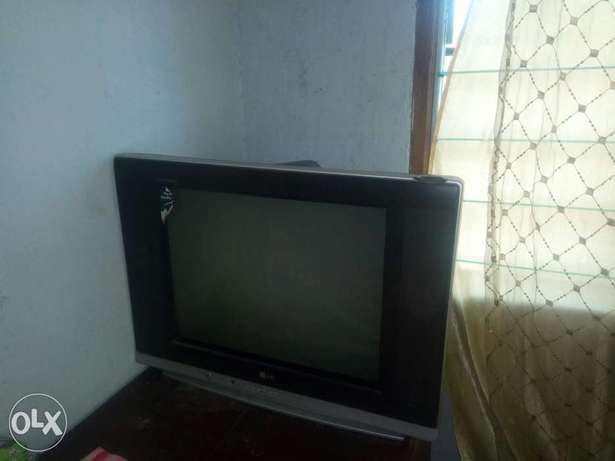 "Analogue LG TV 21"" used Changamwe - image 1"