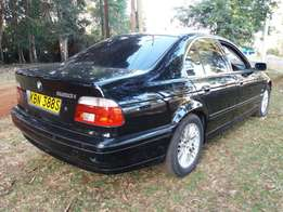 A great car!-BMW 520i Auto Petrol Tradein Ok