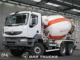 Renault Kerax 370 - To be Imported
