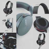 SONY MDR-XB950AP On-Ear Extra Bass(XB) Headphones with Mic
