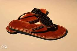 Quality Leather Maasai Sandals