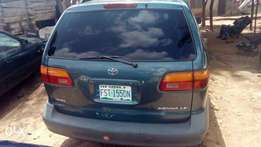Toyota Sienna for take away price