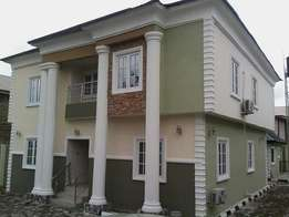 Furnished 4 Bedroom Duplex For Sale With BQ At Oluyole