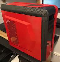 Computer case tower chassis