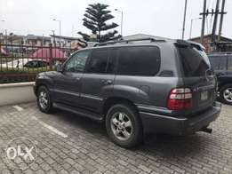 2004 Registered Toyota Landcruiser