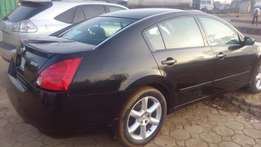 Well used registered Maxima 05
