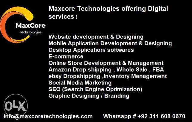 All Digital Services at One Place