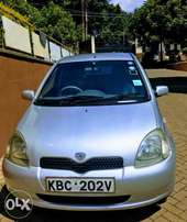 Lovely well maintained Vitz for sale