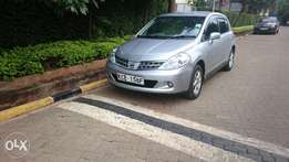 Nissan Tiida (2008), Lady Owner, 1st Owner since import.