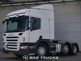 Scania P360 - To be Imported