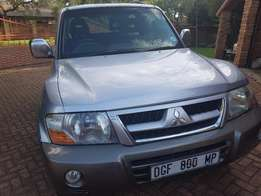 Mitsubishi Pajero 3 door for sale